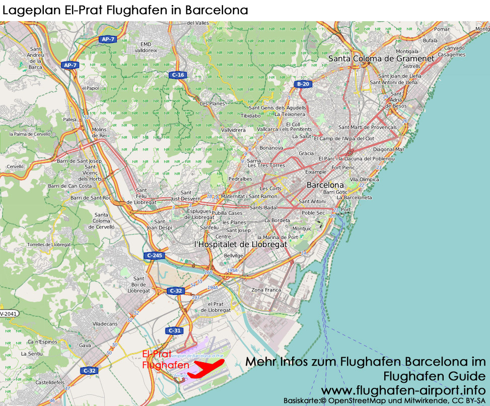 Barcelona Airport To Hotel Transfer